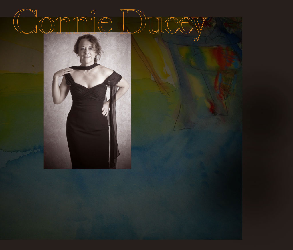 Welcome to Connie Ducey's website
